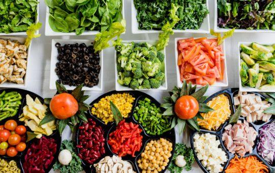 Healthier Food Groups